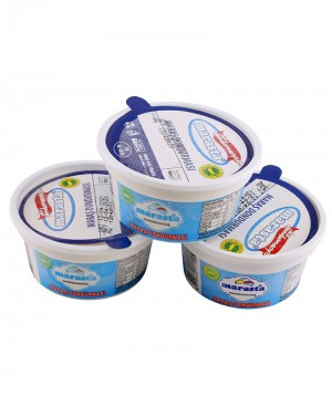 Marasta Kase Sade Maraş Dondurma 100gr (Koli içi 15 adet)