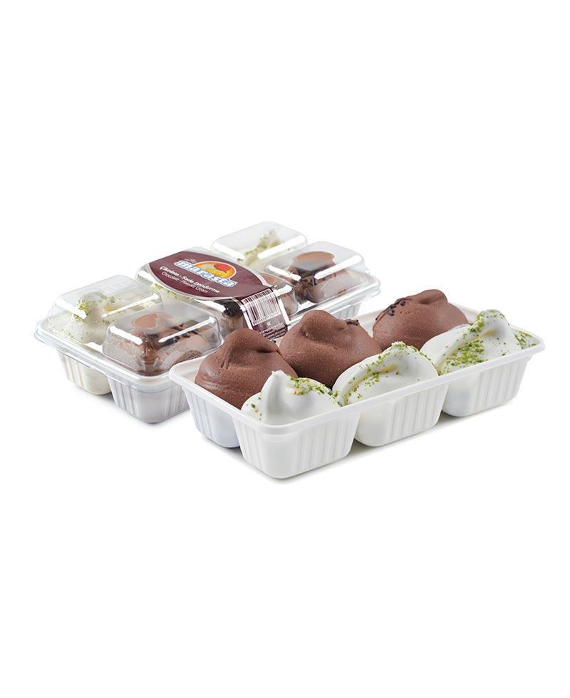 Marasta Top Top Kakaolu Sade Dondurma