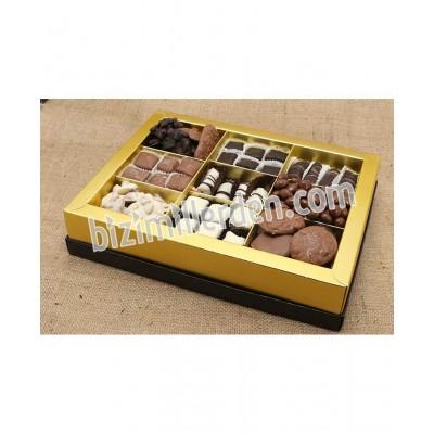 Kayısı Çikolatası Özel Lüks Paket