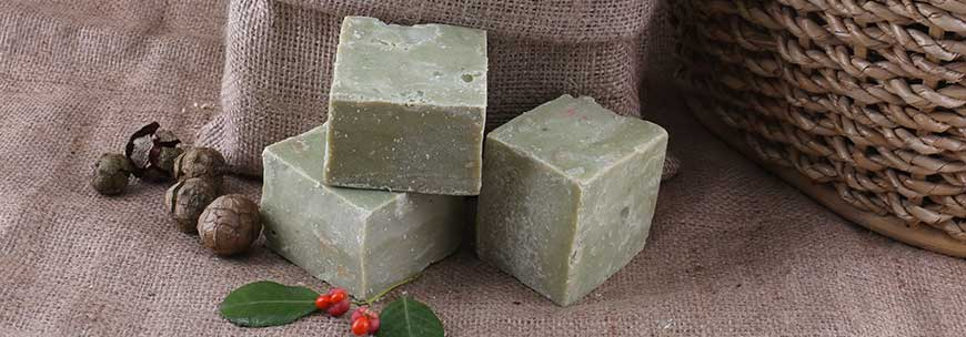 Bitkisel Şampuan ve Sabunlar