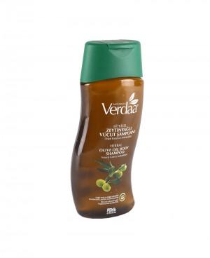 Bitkisel Zeytinyağlı Vücut Şampuanı-Banyo Köpüğü 300ml